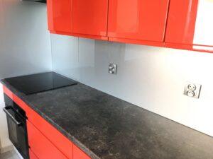 szkło jednobarwne do kuchni