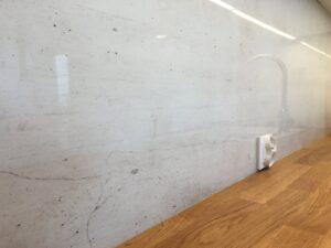 grafiki na szkle, druk na szkle beton